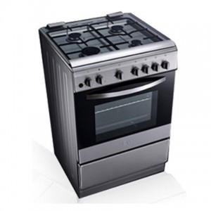 LG LGG6060 60 CM LG GAS COOKER WITH ROTISSRIE GRILLING