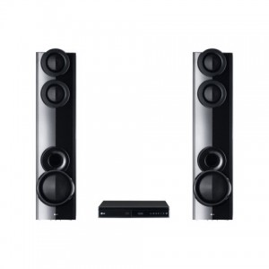 LG LHD675BG HOME THEATER SYSTEM - 4.2 CHANNEL - BLACK