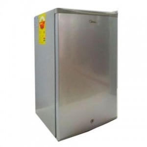 MIDEA HS-121L 100L TABLE TOP FRIDGE - SILVER