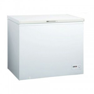 MIDEA HS-259CN CHEST FREEZER - 198L - WHITE