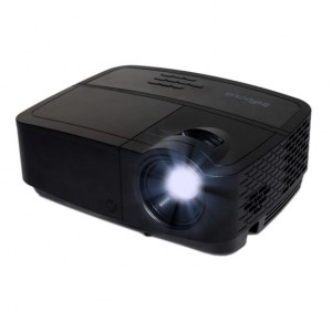 INFOCUS IN124A DLP PROJECTOR - 3500 LUMEN - BLACK