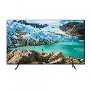 "SAMSUNG LED UA65RU7100 UHD SMART 65"" TV - BLACK"
