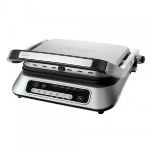 SENCOR SBG 6030SS INTELLIGENT CONTACT GRILL - SILVER