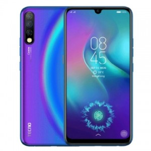 TECNO CAMON 12 PRO DUAL SIM - 64GB - 6GB - DAWN BLUE