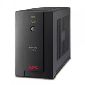 APC BX1400UI BACK-UPS 1400VA, 230V, AVR, IEC SOCKETS