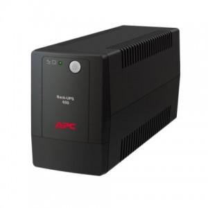 APC BX650LI-MS BACK-UPS 650VA, 230V, AVR, UNIVERSAL SOCKETS