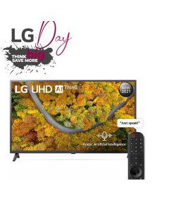 LG LED 43UP7550PVG UHD SMART SATELLITE 4K