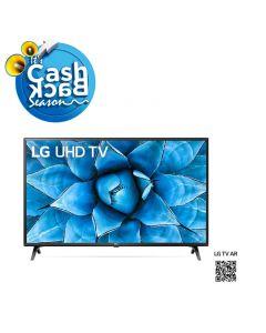 LG UHD 4K TV 49 Inch UN73 Series, 4K Active HDR WebOS Smart AI ThinQ
