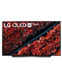LG OLED TV 55 inch C9 Series Perfect Cinema Screen Design 4K HDR Smart TV w/ ThinQ AI