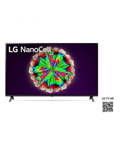 LG NANOCELL 65 INCH NANO80 SERIES, CINEMA SCREEN DESIGN 4K ACTIVE HDR WEBOS SMART AI THINQ LOCAL DIMMING TV