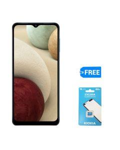 SAMSUNG GALAXY A12 64GB 4GB RAM + FREE KIOXIA SD CARD 64GB