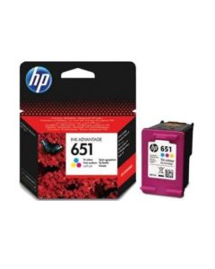 HP C2P11AE 651 COLOR INK CARTRIDGE