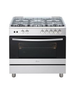 900mm Gas Cooker, 5 burners, flame failure device