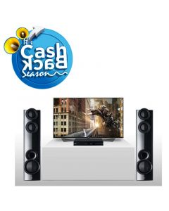 LG DVD LHD667 Home Theater System