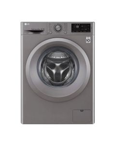 Front Load Washer, 6 Kg, 6 Motion Direct Drive, Add Item, ThinQ
