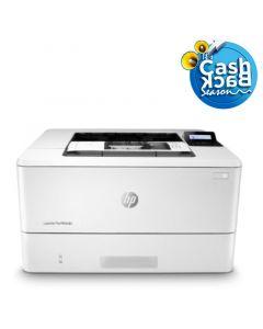 HP LASER JET PRO M404DN PRINTER - WHITE