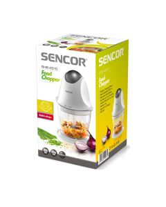 SENCOR SHB 4310 FOOD CHOPPER 0.6L - WHITE