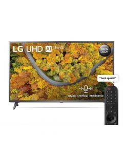 LG LED 65UP7550PVG UHD SMART SATELLITE 4K AI THINQ