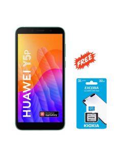 HUAWEI Y5P 32GB 2GB RAM + FREE KIOXIA SD CARD 32GB